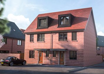 Thumbnail 3 bed semi-detached house for sale in Imperial Way, Reading