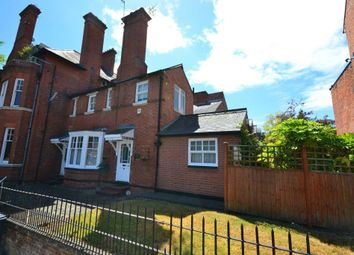 Thumbnail 1 bed town house for sale in Alexandra Road, Leicester