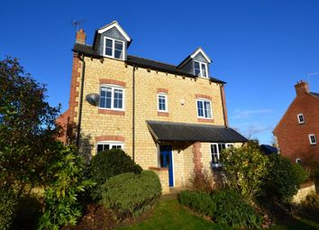 Thumbnail 5 bedroom detached house for sale in The Old Woodyard, Silverstone, Towcester