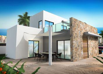 Thumbnail 4 bed villa for sale in Finestrat, Alicante, Spain