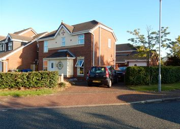 Thumbnail 3 bed detached house for sale in Barbondale Close, Great Sankey, Warrington
