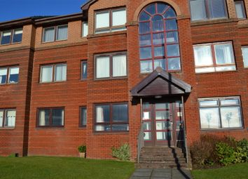 Thumbnail 2 bedroom flat for sale in 28 Montgomerie Crescent, Saltcoats