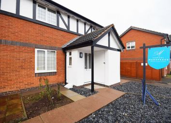 Thumbnail 2 bed flat for sale in Bowfell Grove, Fenton, Stoke-On-Trent