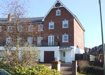 Thumbnail 5 bed town house to rent in Newlands Crescent, Guildford