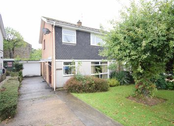 Thumbnail 3 bed detached house for sale in Ashford Close South, Croesyceiliog, Cwmbran