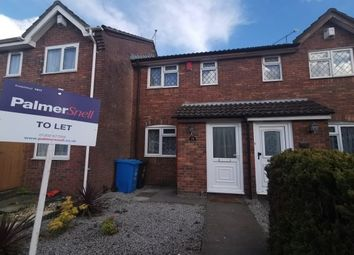 Thumbnail 2 bed terraced house to rent in Southbrook Close, Poole