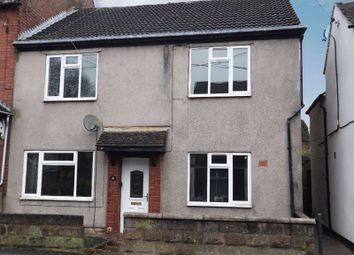 Thumbnail 1 bed flat for sale in Uttoxeter Road, Blythe Bridge, Stoke-On-Trent, Staffordshire