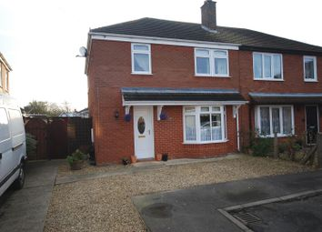 Thumbnail 3 bed semi-detached house for sale in Clarence Gardens, Spalding