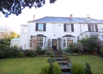 4 bed semi-detached house for sale in Sherbrook Hill, Budleigh Salterton, Devon EX9