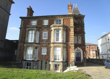 Thumbnail 1 bed flat to rent in Kirkley Cliff, Lowestoft