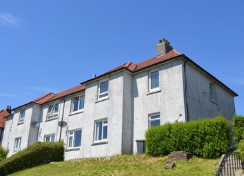 Thumbnail 3 bed flat for sale in Broom Drive, Clydebank