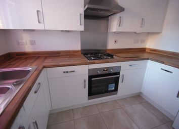 Thumbnail 2 bed terraced house to rent in Adams Road, Picket Piece, Andover