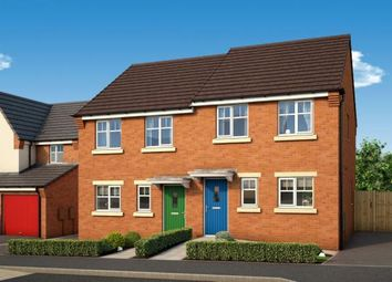 "Thumbnail 3 bed property for sale in ""The Maple At Willows, Dudley"" at Middlepark Road, Dudley"