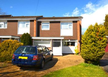 Thumbnail 4 bed end terrace house to rent in Cumberland Close, Little Chalfont, Amersham