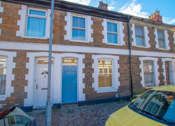 2 bed terraced house for sale in Treharris Street, Roath, Cardiff CF24