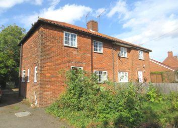 Thumbnail 3 bed semi-detached house for sale in Salisbury Road, Welwyn Garden City