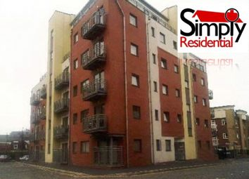 Thumbnail 2 bedroom flat to rent in 18 The Anvil, Clive Street, Bolton.