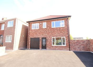Thumbnail 4 bedroom detached house for sale in Ashbourne Road, Denton, Manchester