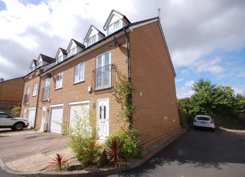 Thumbnail 3 bed end terrace house for sale in The Elms, Staple Hill, Bristol