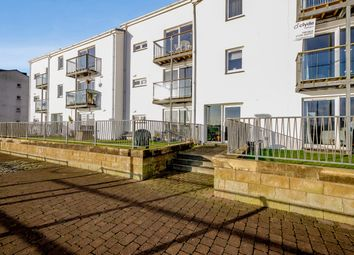 Thumbnail 2 bed flat for sale in Mariners View, Ardrossan, North Ayrshire