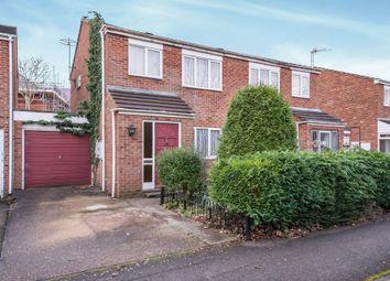 Thumbnail 3 bedroom semi-detached house for sale in Fletcher Road, Cowley, Oxford