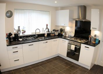 Thumbnail 4 bed detached house for sale in Golden Nook Road, Cuddington, Northwich, Cheshire.