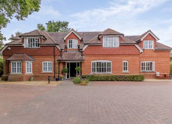 Thumbnail 3 bed flat for sale in School Lane, Lower Bourne, Farnham
