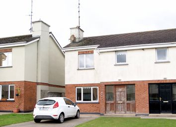 Thumbnail 3 bed semi-detached house for sale in 31 Branogue Park, Riverchapel, Gorey, Wexford