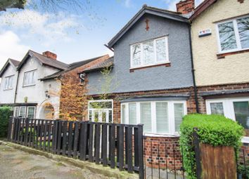 Thumbnail 3 bed semi-detached house for sale in Sandford Road, Mapperley, Nottingham