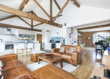 Thumbnail 3 bedroom flat for sale in Blue Anchor Lane, London