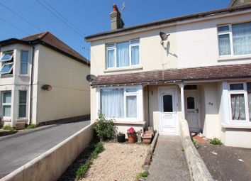 Thumbnail 1 bed flat to rent in Penhill Road, Lancing