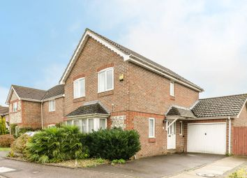Thumbnail 3 bed detached house for sale in Burlington Close, Pinner