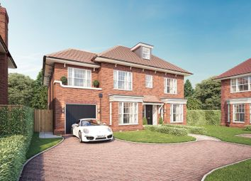 Chavey Down Road, Winkfield Row RG42. 5 bed detached house for sale