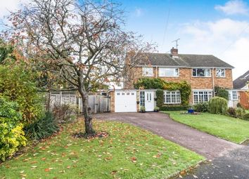 Thumbnail 3 bed semi-detached house for sale in Guild Road, Aston Cantlow, Henley In Arden, Warwickshire