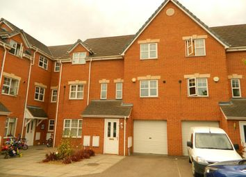Thumbnail 2 bed terraced house to rent in Miller Court, Bedford, Beds