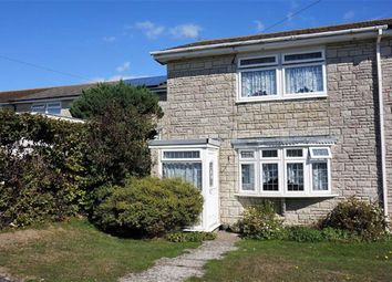 Thumbnail 3 bed end terrace house for sale in Haylands, Portland, Dorset
