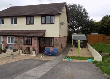 Thumbnail 1 bed property to rent in Willowturf Court, Bryncethin, Bridgend