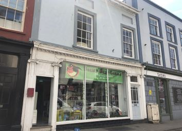Thumbnail Retail premises for sale in Eastgate, Aberystwyth