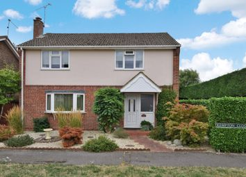 Thumbnail 4 bed detached house for sale in Kempton Close, Newbury