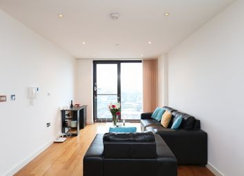 Thumbnail 1 bed flat to rent in 25th Floor, City Lofts, St. Pauls Square