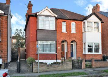 Thumbnail 3 bed semi-detached house for sale in Donnington Road, Worcester Park, Surrey
