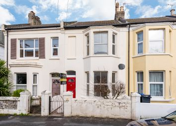Thumbnail 3 bed terraced house to rent in Wenban Road, Worthing