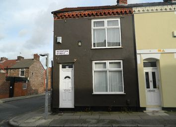 Thumbnail 2 bedroom terraced house for sale in Scorton Street, Liverpool