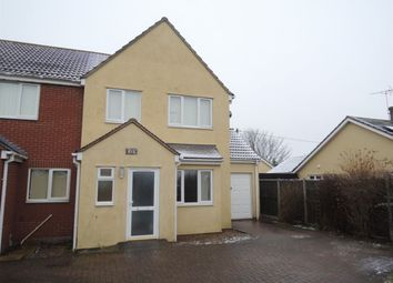 Thumbnail 3 bed property to rent in Main Road, Frating, Colchester