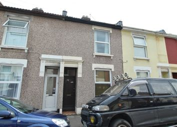 Thumbnail 3 bed terraced house for sale in Telephone Road, Southsea