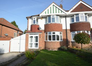 Thumbnail 3 bed semi-detached house for sale in Skelcher Road, Shirley, Solihull