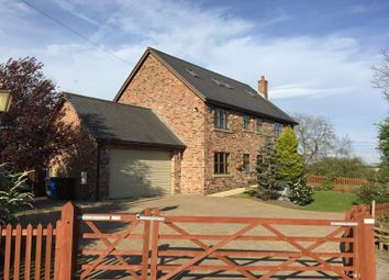 Thumbnail 6 bed detached house to rent in Lower New Row, Worsley, Manchester, Lancashire