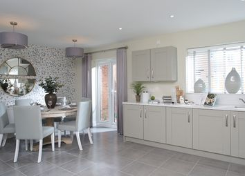 """Thumbnail 4 bed detached house for sale in """"The Glade"""" at The Ridge, Blunsdon, Swindon"""