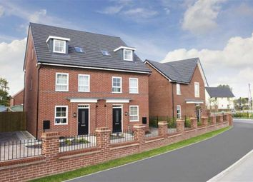 Thumbnail 4 bedroom semi-detached house for sale in Plot 238, Highgate Park, Warton