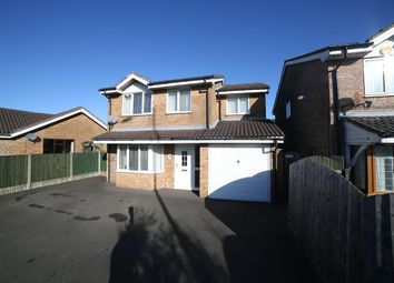 Thumbnail 4 bed detached house for sale in Weavers Rise, Ketley Bank, Telford